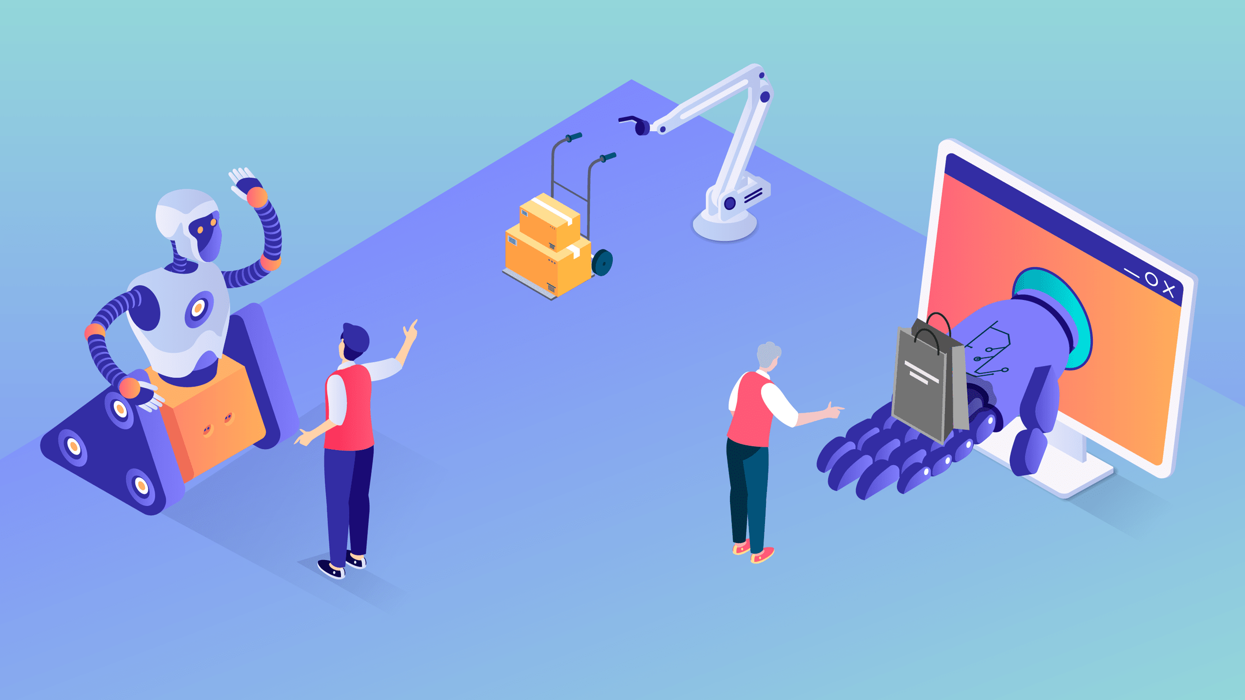 How Business are Using AI in Retail
